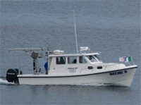 A highly sophisticated inshore fisheries research vessel, the RV Gecho II was custom built for the Centre for Fisheries Ecosystem Research (CFER) to conduct research in coastal bays with unique habitats, inshore spawning and nursery habitats.