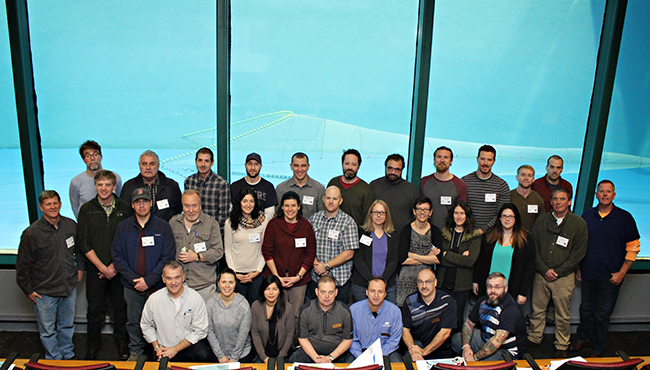 International Survey Trawl Course – Dec 2016