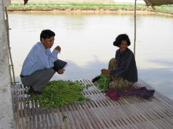 Cambodia -  Aquatic Resource Management (1996-2001)MI International