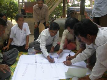 Cambodia - Sustainable Rice Fish Integration - ACCC - CCPP Project (2006-2012) MI International