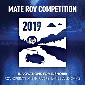 2019 MATE ROV Competition