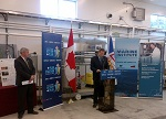 The Honourable Peter McKay, Minister of National Defence made the announcement on behalf of the Honourable Gail Shea, Minister of National Revenue and Minister for the Atlantic Canada Opportunities Agency (ACOA).
