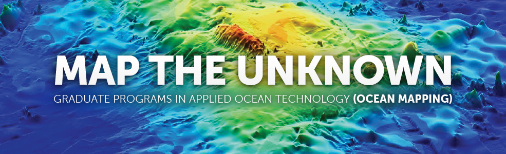 New Ocean Mapping programs - banner